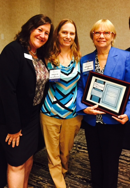 Disability Independence Group received the Outstanding Community Partner Pro Bono Award at the DCBA luncheon.
