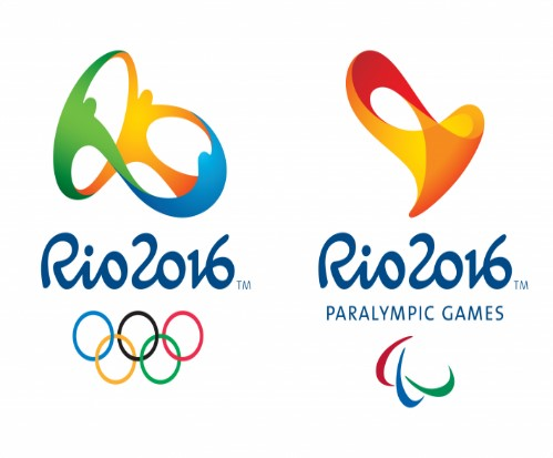 The logo for the 2016 Paralympic Games that will take place in Rio de Janeiro, Brazil