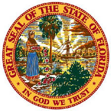 Seal for the state of Florida