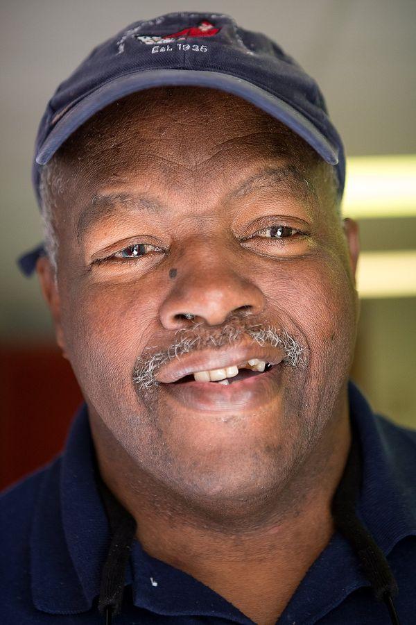 head shot of Larry McDowell.