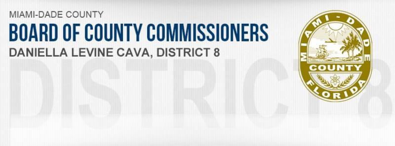 Logo for Miami Dade County Board of County Commissioners