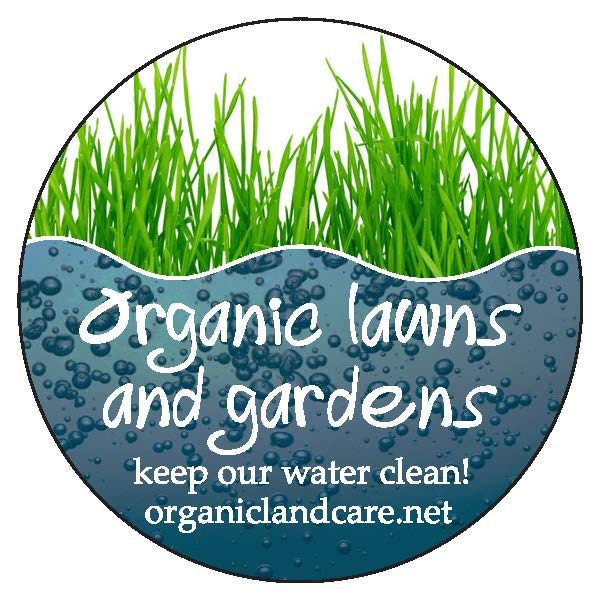 Organic lawns and gardens
