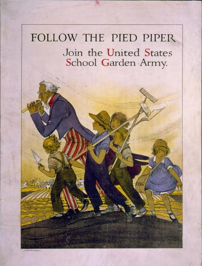 US School Garden Army cropped