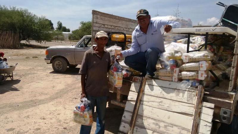 Encauza DIF programa de apoyo a ejidos de Saltillo
