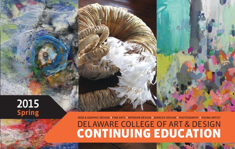 Registration is open for my Encaustic and Art and Journaling workshops at Delaware College of Art and Design. Come make art, get inspired and hang with other creatives- and let me know if you have any questions