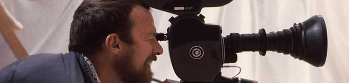 Wakefield Poole filming Bible (1973)