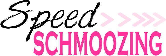 Speed Schmoozing New Logo