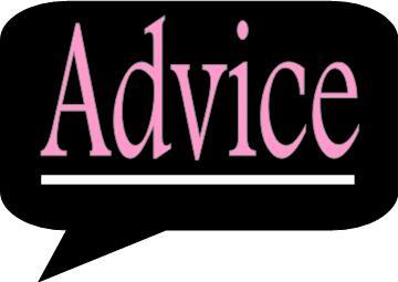 Advice Bubble