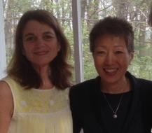 JG and Jane Chu