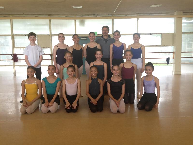 Kabaniaev's Summer Intensive - Afternoon Group
