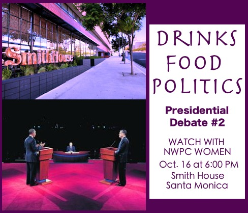 Presidential Debate Watch Party Photo