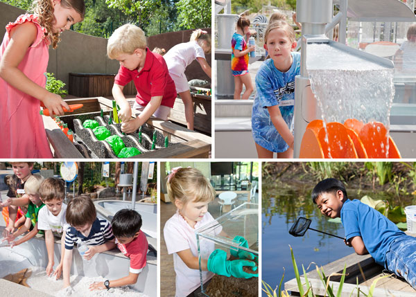 Summer Camps at the Dallas Arboretum