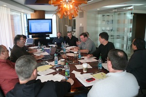 PEARL Directors at 2012 Spring Board Meeting