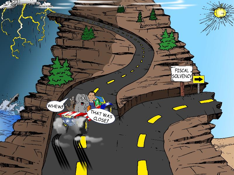 Fiscal Cliff 2 of 2