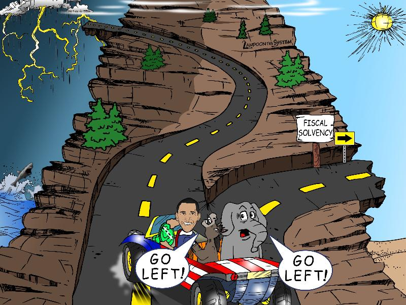 Fiscal Cliff 1 of 2