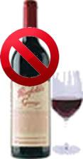 No Wine!