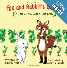 fox rabbit book