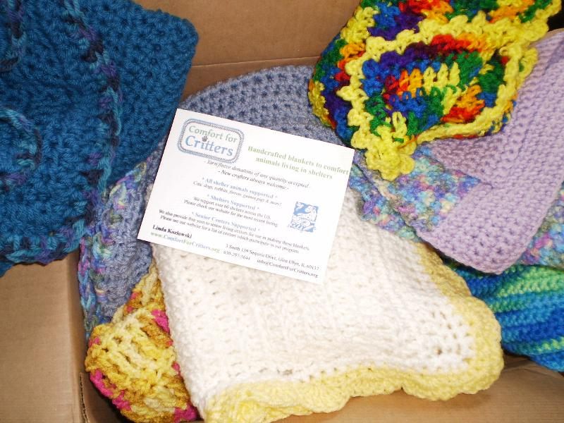 blankets donated