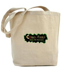 canvas bag logo