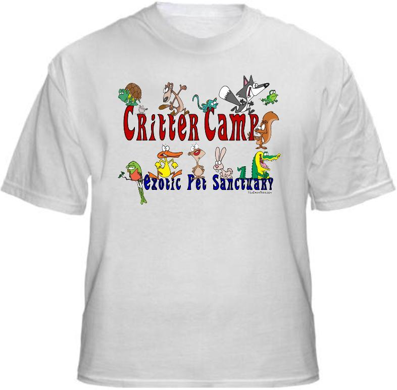 critter camp t