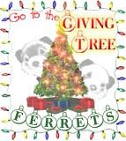 ferret giving tree