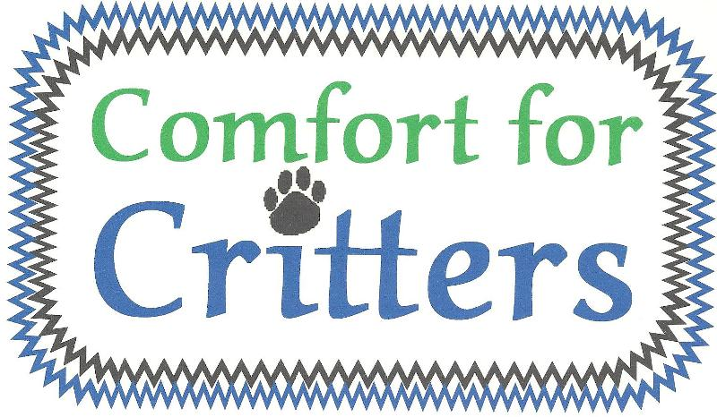 comfort for critters