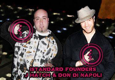Don Di Napoli & J Hatch of iStandard, Inc.