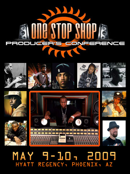 One Stop Shop Producer's Conference - 5/9 - 5/10