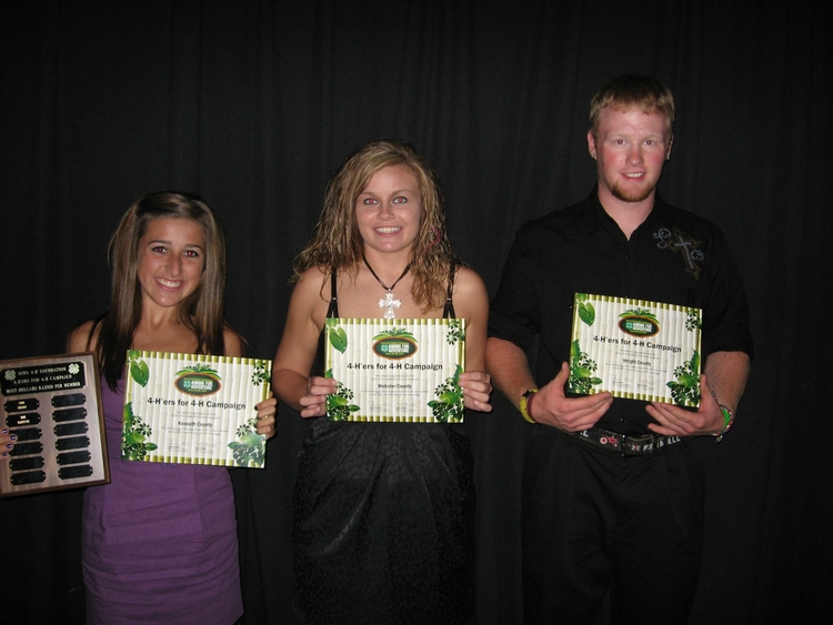 4-Hers for 4-H