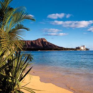 hawaii - waikiki beach