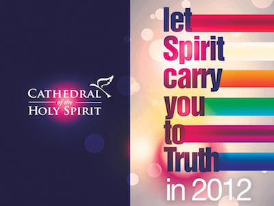 Let Spirit Carry You to Truth in 2012