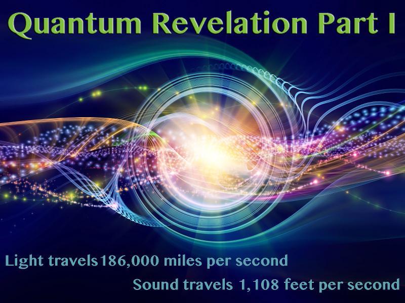 Quantum Revelation Part I