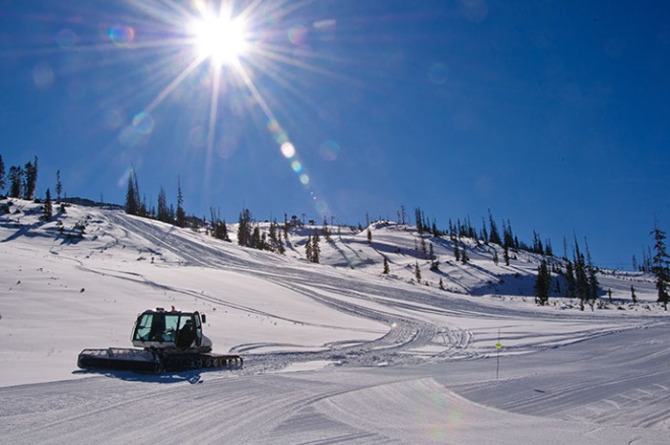 Brian Head Ski Trip