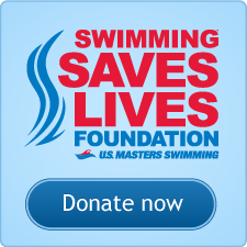 Swimming Saves Lives Foundation Donate Button