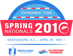 2016 Spring Nationals Logo