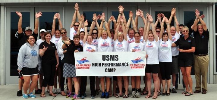 High Performance Camp, We've Got Spirit