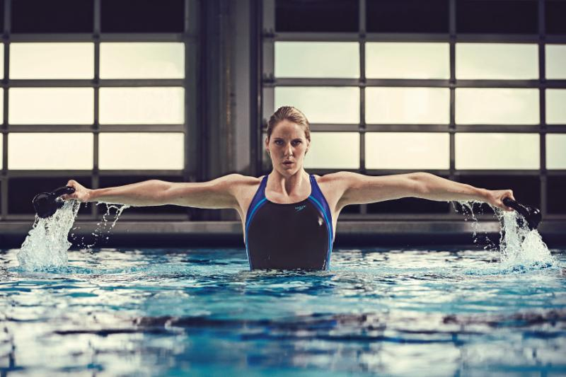 Missy Franklin SpeedoFit May SL Advertorial