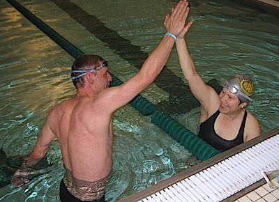 10-Mile Swim