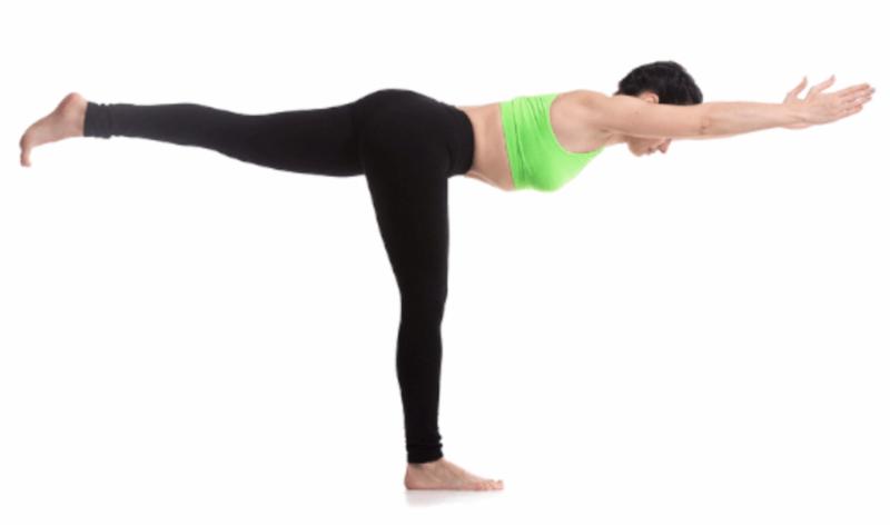 Leg Lift Yoga