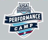 USA Swimming Fantasy Performance Camp logo