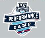 USA Swimming Fantasy Performance Camp logo