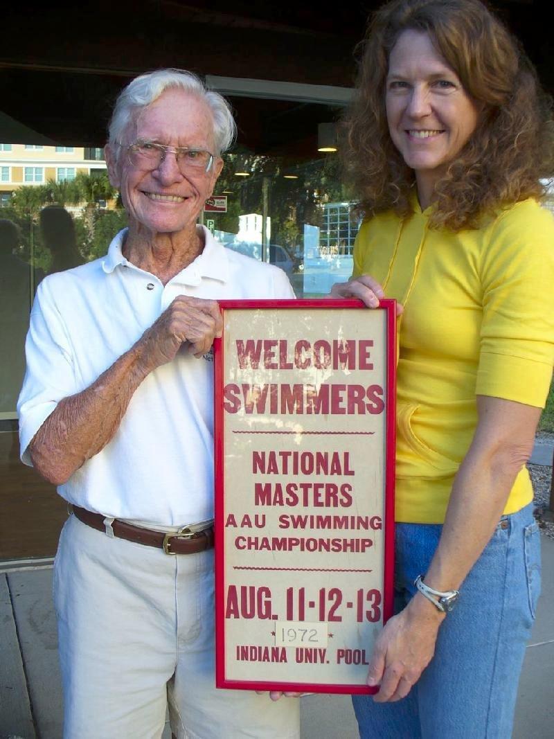 Hutinger Donates Poster