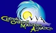 Central Oregon Masters Aquatics Logo