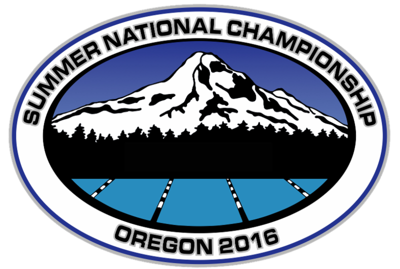 2016 USMS Summer Nationals Logo