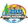 2011 USMS Spring Nationals Logo