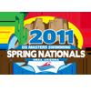2011 USMS Spring Nationals Logo