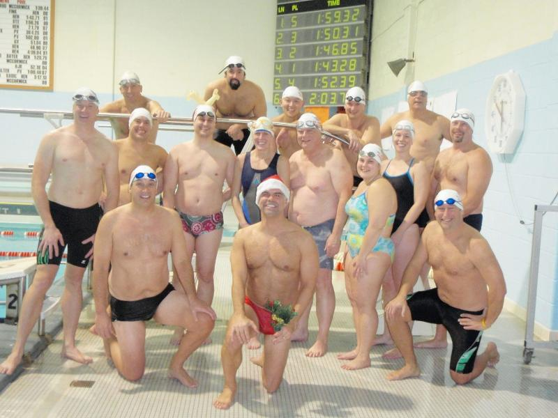 PVAC Masters Holiday Pic
