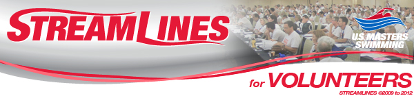 Streamlines for Volunteers 2012