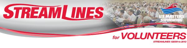 Streamlines for Volunteers 2012