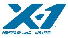 X_1 H2O Auio
